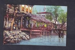 Turquie Constantinople Kassim Pacha Au Mois De Mai  ( Animée Colorisée Ed. Rochat) - Turchia