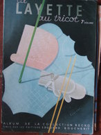 Mode - La Layette Au Tricot - Album De La Collection Recko - Oude Documenten