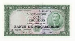 MOZAMBIQUE B TTB - Mozambique