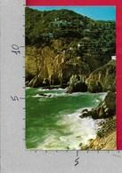 CARTOLINA VG MESSICO - ACAPULCO - Olas En La Querada - Onde Weaves - 9 X 14 - ANN. 1974 - Messico