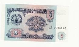 TADJIKISTAN B TTB - Tadjikistan