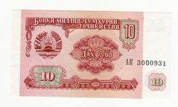 TADJIKISTAN C TTB - Tadschikistan