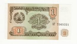 TADJIKISTAN D TTB - Tadjikistan