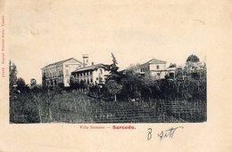 Vicenza -Sarcedo - Villa Sumano - - Vicenza
