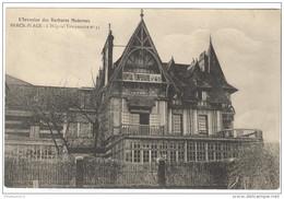 CPA Berck Plage - L'Hôpital Temporaire N°45 - Circulée En 1915 - Berck