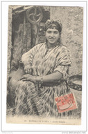 CPA Coloniale - Scènes Et Types - Jeune Kabyle - Circulée - Afrique