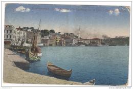 CPA - Constantinople - Vue Générale D'Arnaoutkeny Sur La Côte D'Europe Bosphore - Circulée - Turchia