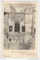 CPA Coloniale - Maroc - Fez - Vestiges Des événements D'Avril 1912 - Circulée - Fez