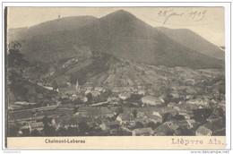 CPA Lièpvre / Leberau & Chalmont - Circulée En 1919 - Lièpvre