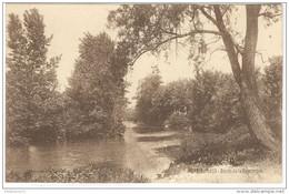 CPA Pont De Vaux - Bords De La Beyssouze - Circulée - Pont-de-Vaux