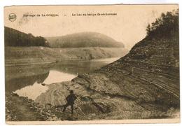 Barrage De La Gileppe, Le Lac En Temps De Secheresse (pk48986) - Gileppe (Stuwdam)