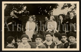 Postcard / ROYALTY / Belgium / Belgique / Prince Baudouin / Prins Boudewijn / Inauguration Parc Parmentier / 1937 - St-Pieters-Woluwe - Woluwe-St-Pierre