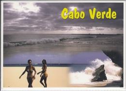 CABO VERDE  CAP VERDE   USED NICE STAMP - Cap Vert