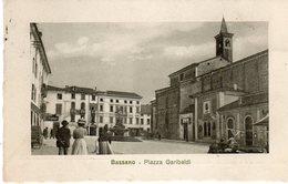 Vicenza - Bassano - Piazza Garibaldi - - Vicenza