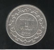 1 Franc Tunisie 1908 A - TTB - Tunisia