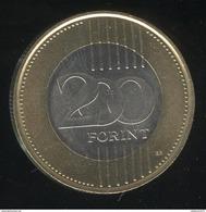 200 Florint Hongrie 2011 UNC - Hongrie