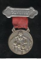 Médaille Oeuvre Des Pupilles Des Sapeurs Pompiers - 1932 - Pompiers