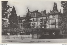 CPA  Vevey - Grand Hôtel Du Parc - Non Circulée - VD Waadt