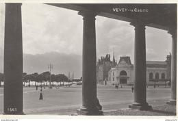 CPA  Vevey - Casino - Non Circulée - VD Waadt