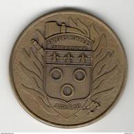Médaille Sapeurs Pompiers De Jargeau - CS 19 - 45150 Jargeau Loiret - Pompiers