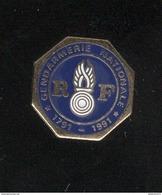 Pin's Gendarmerie Nationale - 1791 1991 - Unclassified