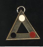 Pendentif émaillé à Identifier - Freemasonry