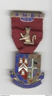 Médaille Maçonnique Grande Bretagne - Royal Masonic Benevolent Institution - Kodes La Adonai - 1937 - Freemasonry