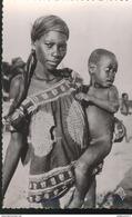 CPSM Coloniale - AEF - Femme Et Enfant Balali - Non Circulée - Afrique