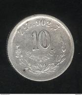 1 Decimo Mexique / Mexico 1892 TTB - Mexico