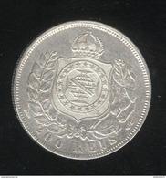200 Réis Brésil / Brasil 1867 - TTB+ - Brésil