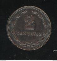 2 Centavos Argentine 1939 TTB+ - Argentinië