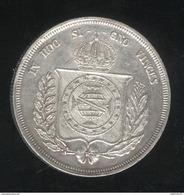 500 Réis Brésil / Brasil 1859 - TTB+ - Brésil