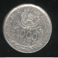 1000 Réis Brésil / Brasil 1913 Etoiles Liées / Estrelas Ligadas - TTB+ - Brésil