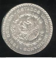 1 Peso Mexique 1964 - TTB+ - Mexico