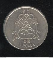 1 Pataca Macao 1983 TTB - Macao