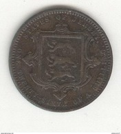 1/24  De Shilling Jersey 1870 Victoria - TTB - Jersey