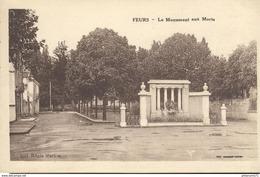 CPA  Feurs - Monument Aux Morts -  Circulé - Feurs