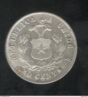 20 Cents Chili / Chile 1878 - Cile