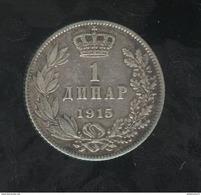 1 Dinar Serbie 1915 - Serbie