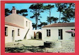 NOIRMOUTIER COLONIE CARTE EN TRES BON ETAT - Noirmoutier
