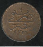 4 Para Egypte 1863 - Egypte