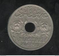 1 Piastre Liban / Lebanon 1936 - Lebanon