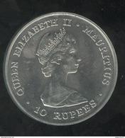 10 Roupies Maurice / Mauritius - CC Wedding 1981 - Maurice