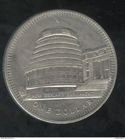 1 Dollar Nouvelle Zélande / New Zealand - CC Coronation 1978 - Nouvelle-Zélande