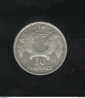 10 Piastres Liban / Lebanon 1929 TTB - Lebanon