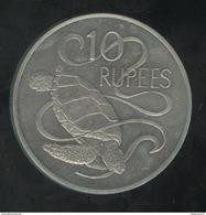 10 Roupies Seychelles 1974 - Seychelles