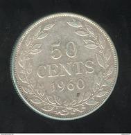 50 Centimes Liberia 1960 - Liberia