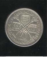 1 Florin Grande Bretagne / United Kingdom 1936 SUP - 1902-1971 : Monnaies Post-Victoriennes