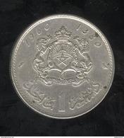 1 Dirham Maroc 1960 TTB+ - Maroc