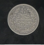 2 Qirsh Egypte 1901 - Egypt